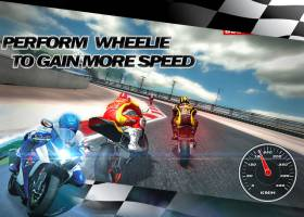 Super Bikes Race screenshot
