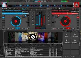 VirtualDJ PRO screenshot