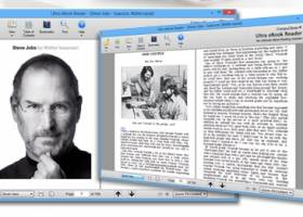 Ultra eBook Reader screenshot