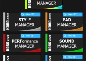 KORG PA Manager download free last version - hereafil