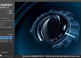 CINEBENCH screenshot