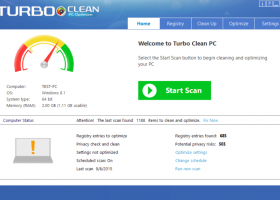Turbo Clean PC - PC Optimizer screenshot