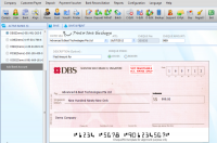 Cheque Printing Software ChequePRO screenshot