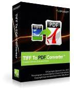 TIFF To PDF Converter command line screenshot
