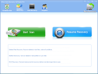 Wise Data Recovery Software screenshot