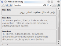 MDic Dictionary - Windows 8 Downloads