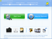 Android File Recovery Pro screenshot
