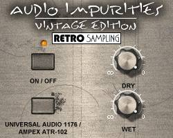 Audio Impurities Vintage Edition screenshot