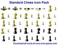 Standard Chess Icon Pack screenshot