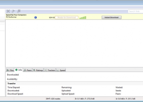 uTorrent 3 screenshot