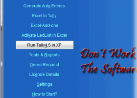 EazyAUTO4 Excel to Tally Data Converter - Windows 8 Downloads
