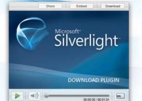 Microsoft Silverlight screenshot