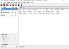RPM Remote Print Manager Select 64 Bit screenshot
