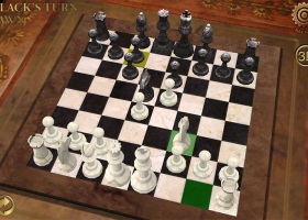 E.G. Chess screenshot