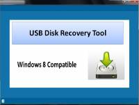USB Disk Recovery Tool screenshot
