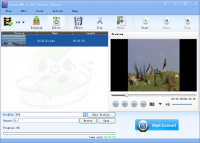 Lionsea MP4 To DVD Converter Ultimate screenshot