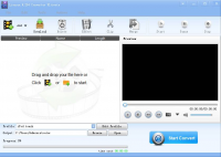 Lionsea H.264 Converter Ultimate screenshot
