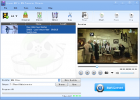 Lionsea MOV To MP4 Converter Ultimate screenshot