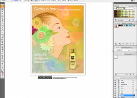 Adobe Illustrator CS5 screenshot