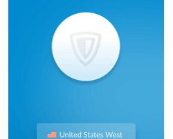 ZenMate VPN for Chrome screenshot