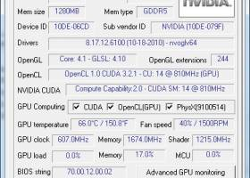 GPU Caps Viewer screenshot