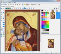 Maria Icon Editor screenshot