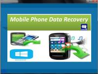 Mobile Phone Data Recovery screenshot