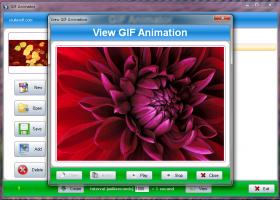 SSuite Office Gif Animator screenshot