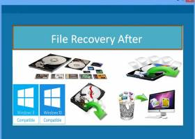 File Recovery After screenshot