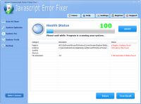Smart Javascript Error Fixer Pro screenshot