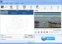 Lionsea WMV Converter Ultimate screenshot