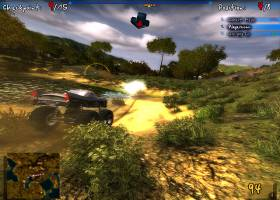 Monster Truck Safari screenshot