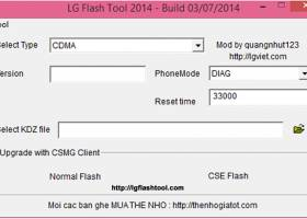 LG Flash Tool - Windows 8 Downloads