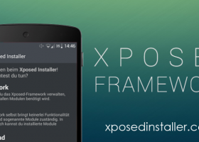 Xposed Installer APK screenshot