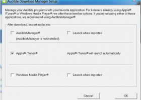 Audible Download Manager - Windows 8 Downloads