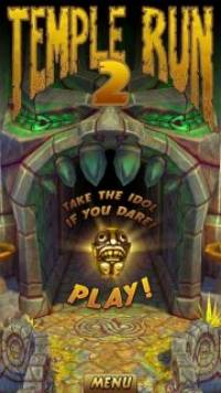 Free Temple Run Screensaver screenshot