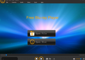 Free Blu-ray Player screenshot
