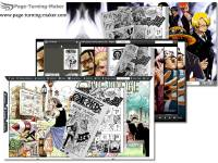 One Piece Theme for Page Turning Book screenshot