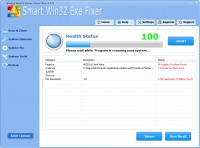 Smart Win32 Error Fixer Pro screenshot