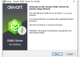 SQLite ODBC driver (32/64 bit) - Windows 8 Downloads