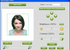 passport size photo maker software free download for mac