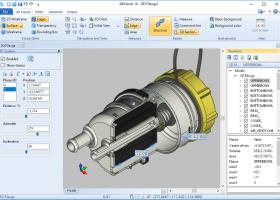 2D/3D cad: dwg, dxf, plt, cgm, svg, pdf - Windows 8 Downloads