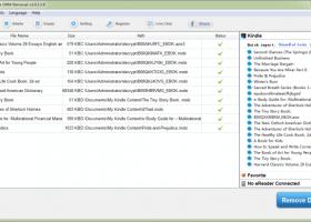 Epubor Kindle DRM Removal - Windows 8 Downloads