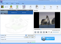 Lionsea Quicktime Converter Ultimate screenshot