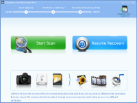 Kingston Card Recovery Pro screenshot