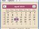 HS Calendar