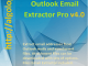 Outlook Email Data Extractor