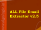 All File Email Extractor
