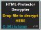 HTML-Protector Decrypter