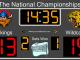 Volleyball Scoreboard Standard
